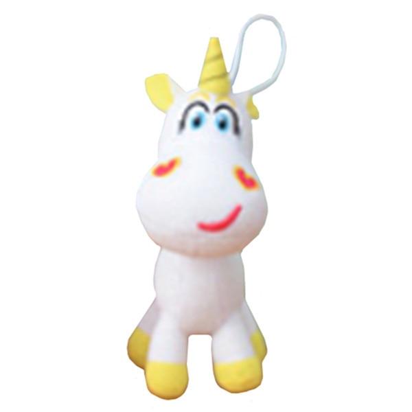 Us 10 0 Toy Story Buttercup Unicorn Plush Toy Stuffed Animals White Horse Unicornio Cute Pendant Keychains Key Chain Kids Toys Gifts In Stuffed
