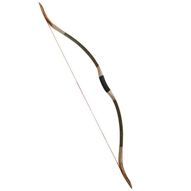 5c28bf97f 1 unidades 40 libras arco caza arcos y flechas de madera arco recurvo