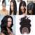 Grau 7A Cabelo Virgem Invisível Fechamento Parte Brasileira Para As Mulheres Negras Nós Descorados Melhor Fechamento Do Laço Do Cabelo Humano Sem Derramar