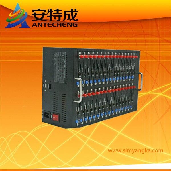 32 Ports Wavecom sierra sl6087 USB Modem Pool with quad-band 850/900/1800/1900MHz