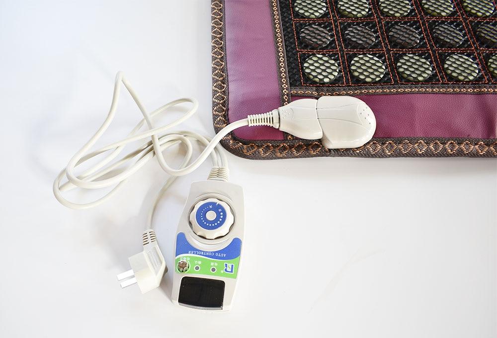Нефритовая диванная подушка анион германиевый камень ворс кофе Отопление увлажняющий диван подушка для здоровья - 6