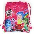 1pcs  red Kids schoolbag backpack kids birthday party Favor, Mochila escolar, school kids backpackA7410