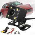 Car Rear View Backup LED Camera For Single GPS Car 1 Din MP3/MP5 Bluetooth Player