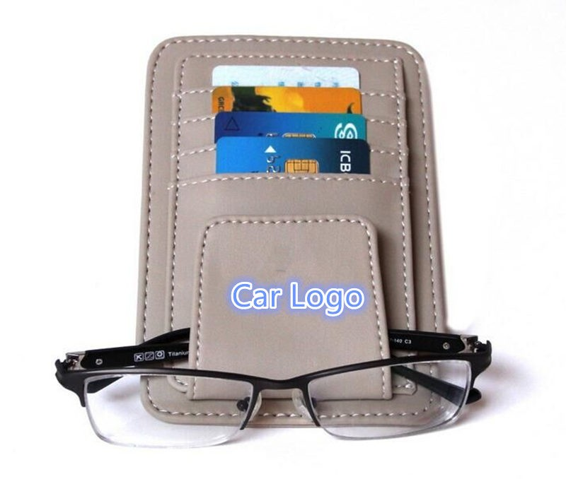 Your LOGO - Sunglasses, ID, Credit Card  Holder Clips Bags
