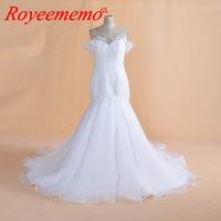 d11f5d83e4 2019 New Design Mermaid Wedding Dress Classic Mermaid Style Wedding Gown  Custom Made Factory Wholesale Price