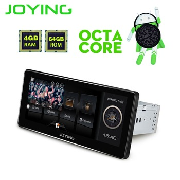 "8.8""Android 8.1 Car Radio Stereo Universal Head Unit Octa Core Multimedia Navi MP5 Payer Support Carplay Android Auto Sim Card"