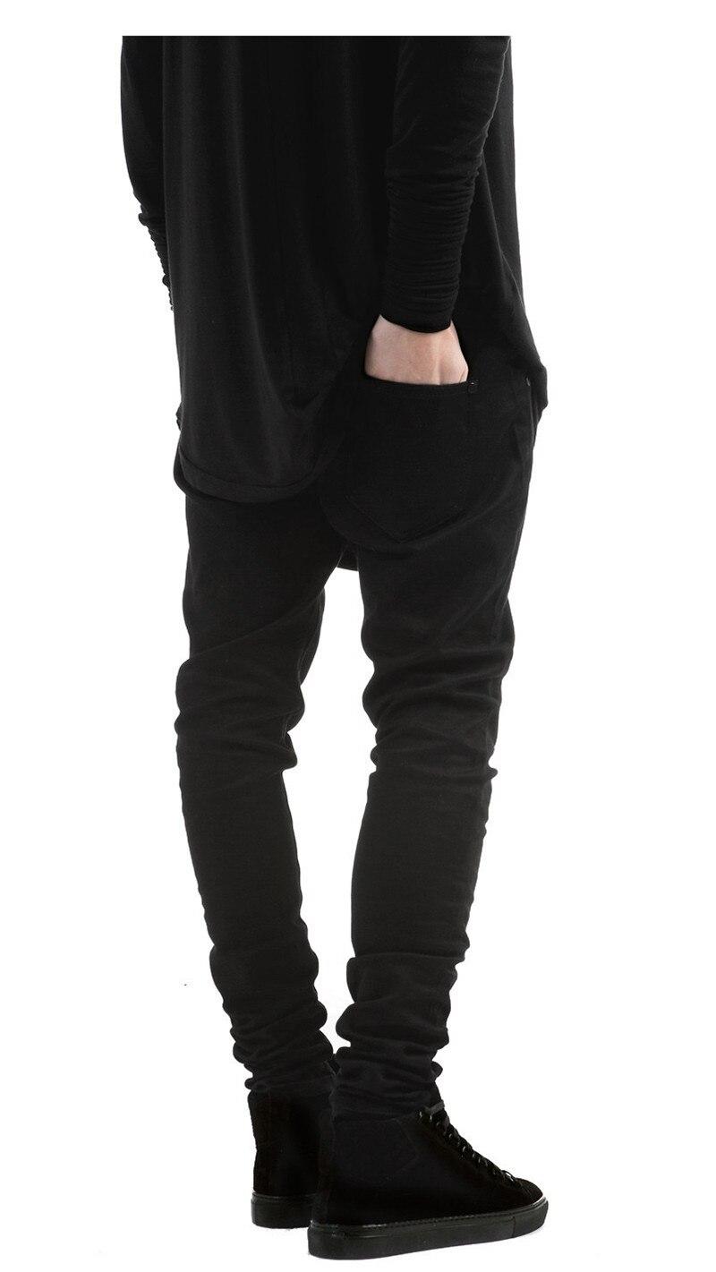 Aliexpress.com : Buy Fashion Men Ripped Jeans Skinny Black Hip Hop