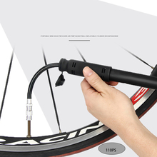 ESSEN Mini Bicycle Pump 110 Psi Portable Pocket Bike Tyre Inflator Cycling Air Pumps Accessories bomba de bicicleta