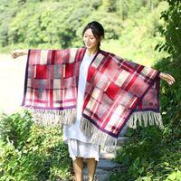 New Wool Fork Large Shawl National Cape Ladies Large Shawl Long style