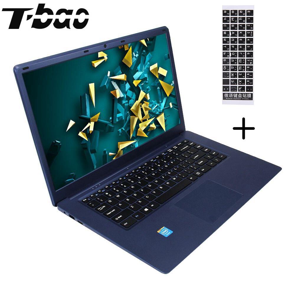 4 GB + 64 GB Tbook R8 15,6 pulgadas Windows 10 portátiles DDR3L almacenamiento Intel Cherry