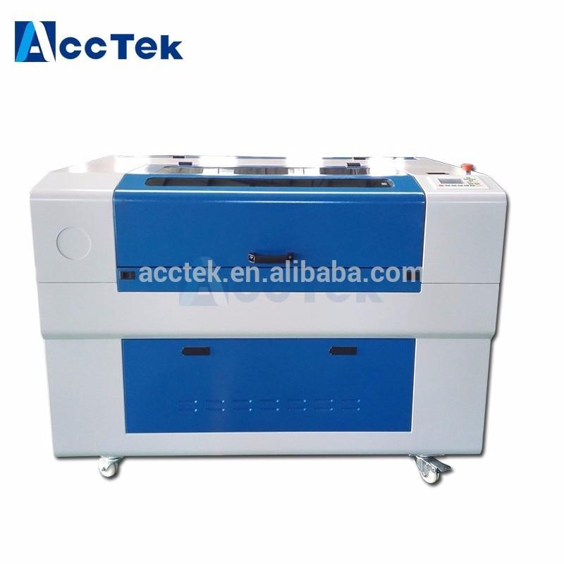 Chine haute qualité laser machine pas cher prix CNC machine AKJ6090 CNC laser découpe et gravure machine