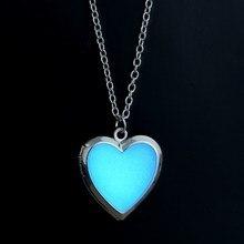 Dark heart Necklace Pendant Jewelry SF