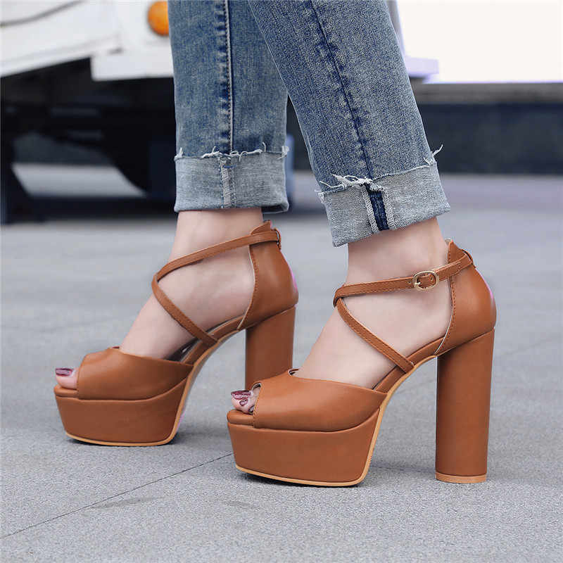 ASUMER 2019 חדש קיץ סנדלי נשים בוהן ציוץ אבזם גבירותיי נעלי סופר גבוה סנדלי עקבים לנשף חתונה נעלי נשים סנדלים