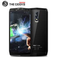 Blackview P10000 Pro Smartphone 5.99 In Cell FHD+ MT6763 Octa Core 11000mAh BAK Battery 5V/5A 4GB RAM 64GB ROM 4G Mobile Phone