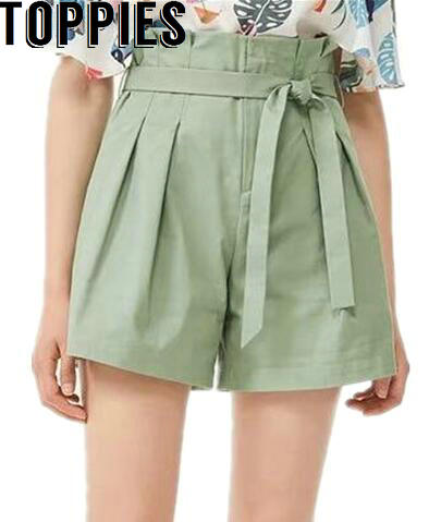 Mint High Waisted Shorts Promotion-Shop for Promotional Mint High ...