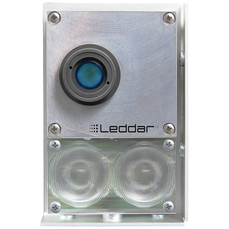 Free shipping LeddarTech Platform 50 meter multi beam ranging sensor suite