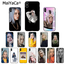 MaiYaCa Billie Eilish TPU Soft Silicone Phone Case Cover for