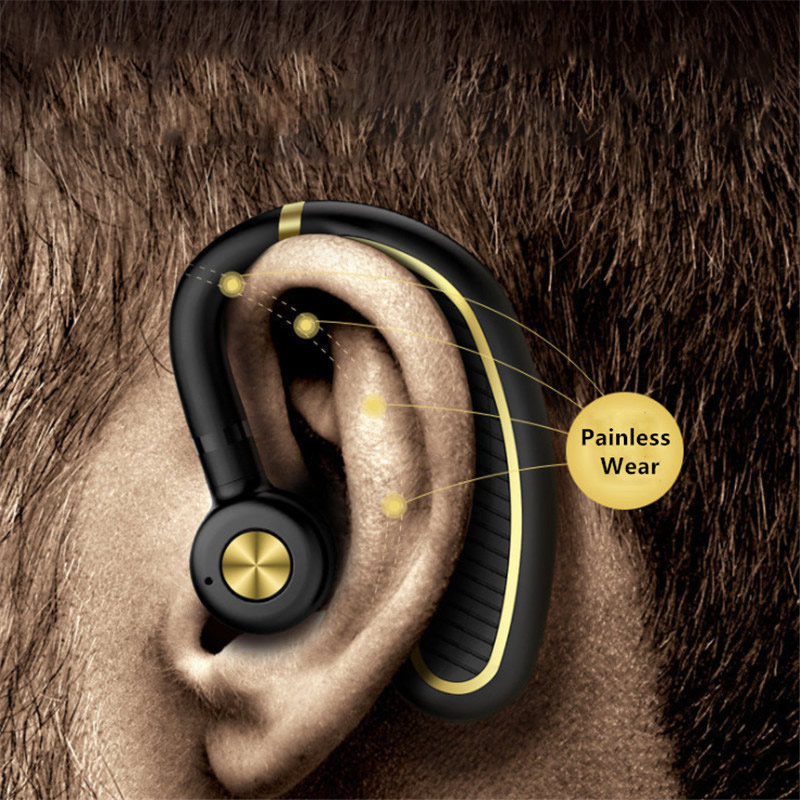 Perfect Design Wear Headphone Bluetooth Headset Wireless Sport Bass Earphone with Microphone for iPhone x iPhone 6s for Xiaomi цена