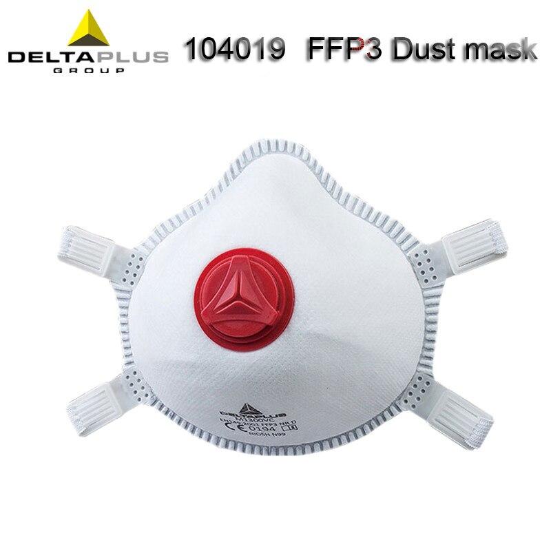 maschera con respiratore ffp3
