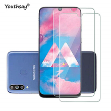 2PCS Glass For Samsung Galaxy M30 Phone Screen Protector Tempered Youthsay