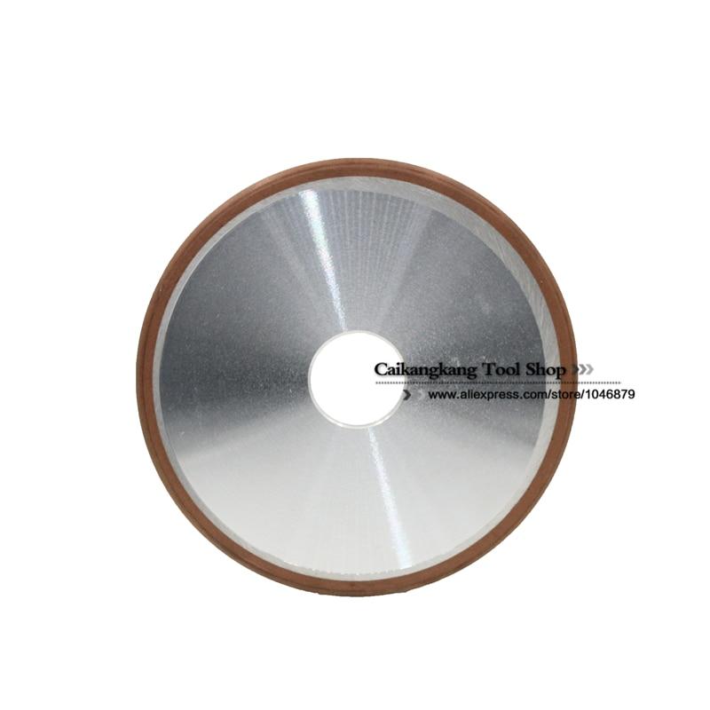 75% 150*32*6 * R3 meule Diamant Demi-Cercle diamant roues Arc meule pour Carbure R3 carrossage Machine accessoires