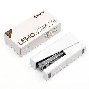 Image 5 - Youpin Kaco LEMO Hefter 24/6 26/6 mit 100 stücke Heftklammern für Papier Büro Schule Für smart Home kit