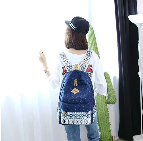 school bolsa for teenage girls Estilo : Casual, fashion, vintage, travel, korean Estilo