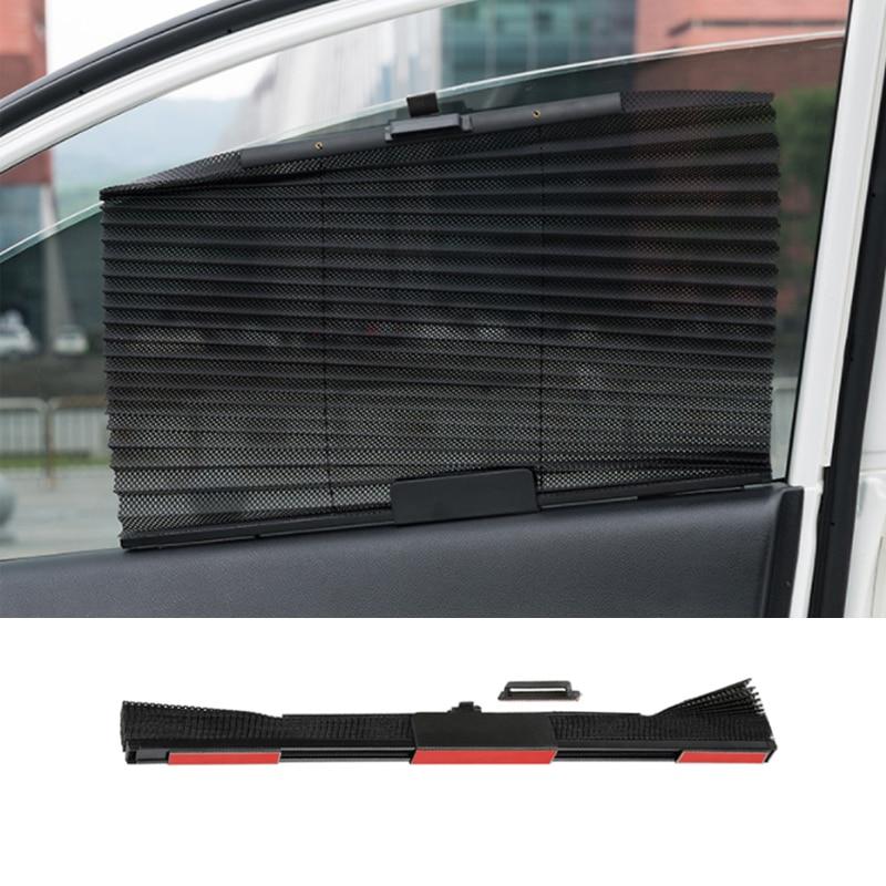YCCPAUTO 1 шт. Автомобильные Боковые окна солнцезащитные оттенки Выдвижная оконная сетчатая занавеска для автомобиля грузовика солнцезащитный козырек летняя защита для автомобиля|Занавески для боковых окон| | АлиЭкспресс