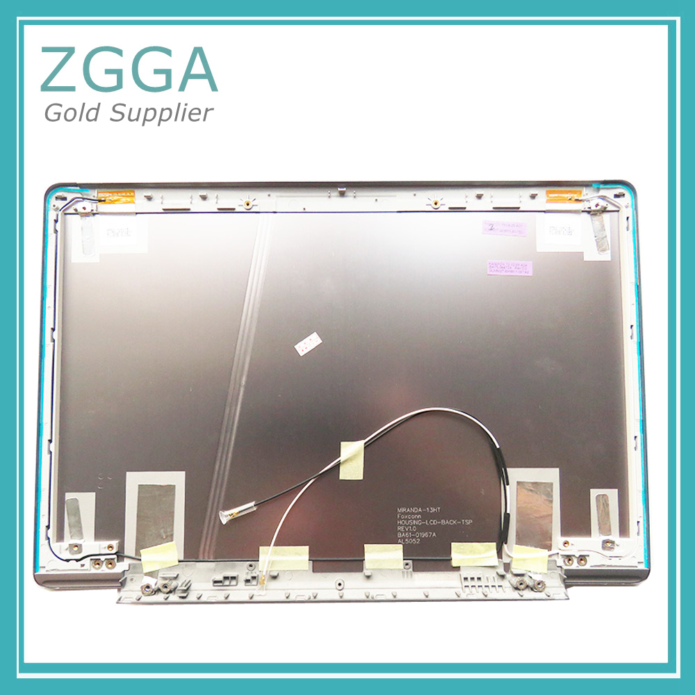 Samsung NP740U3E NP730U3E Top LCD Back Cover Rear Lid For Touch BA75-04472A NEW