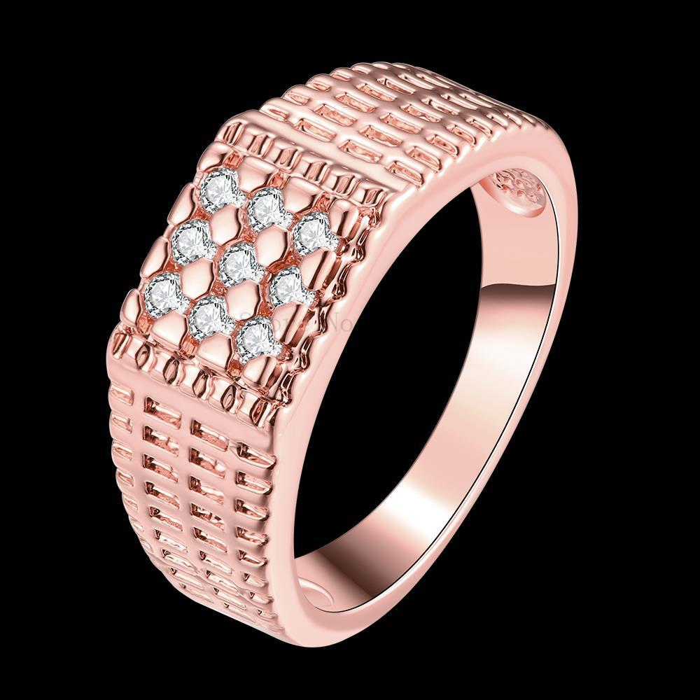 ZR341 B Top Quality Gold Color Austrial Crystal Crystal Paved Men ...