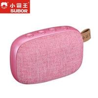 Best Bluetooth Portable Outdoor Speaker Subor D59 Cloth Design Wireless Climbing Audio Player Sound Box For Xiaomi
