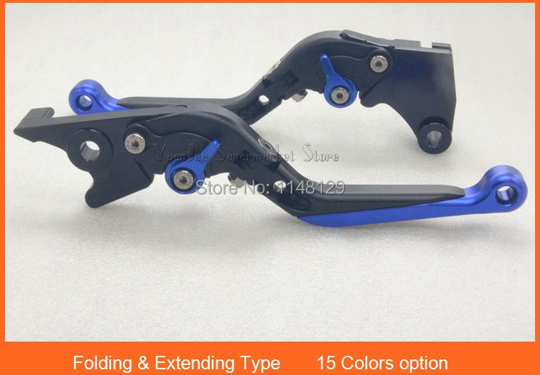 CNC Motorcycle brake clutch levers For Suzuki SV650/S 1999-2009  DL650/V-STROM  2004-2010 suzuki KATANA 600 / 750 1998-2006 motorcycle cnc aluminum brake clutch levers for suzuki sfv650 gladius 2009 2015 dl650 v strom 2011 2012 gsr600 2006 2011