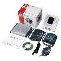 CE Digital Blood Pressure Monitor CONTEC08A+Infant Pediatrics/Child/Adult Cuffs+SP02 contec