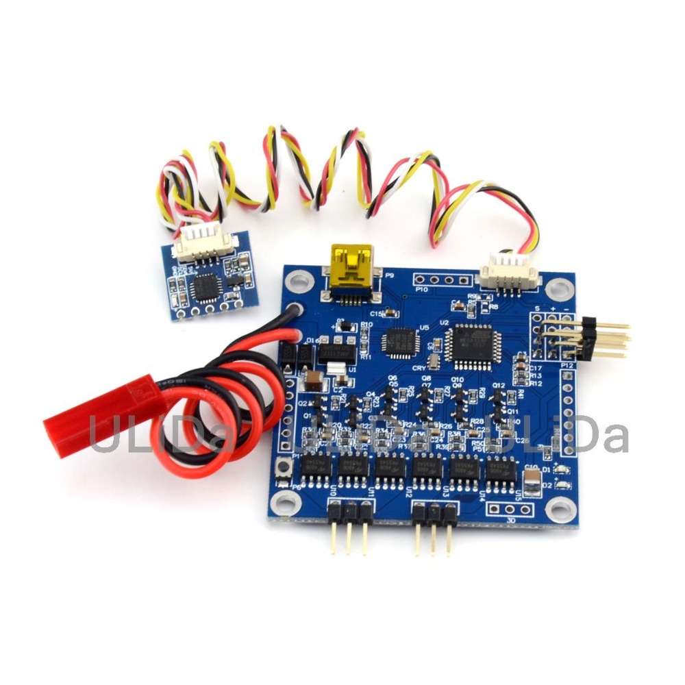 2 Axis BGC 2 2 MOS 3 1 Large Current Brushless Gimbal Controller Board  Driver Alexmos Simple SimpleBGC Two-axis