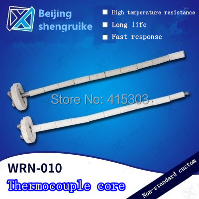 US $20 0 |K type thermocouple core WRN 010 high temperature resistance  furnace sensor ceramic core thermocouple wire-in Temperature Instruments  from
