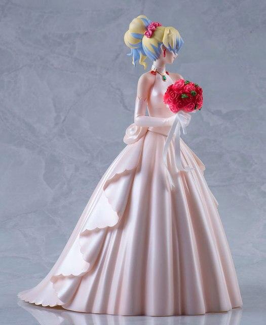 Аниме фигурка Ния Тэппелин в свадебном платье Гуррен Лаган 23 см 2