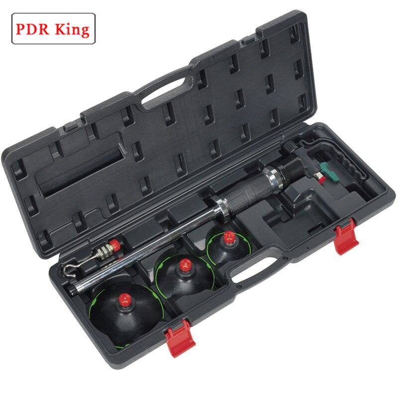 Air Pneumatic Dent Danni di Auto di Riparazione Del Corpo Puller kit Vocuum Dent puller auto riparazione auto ammaccatura strumenti martello scorrevole strumenti - 2
