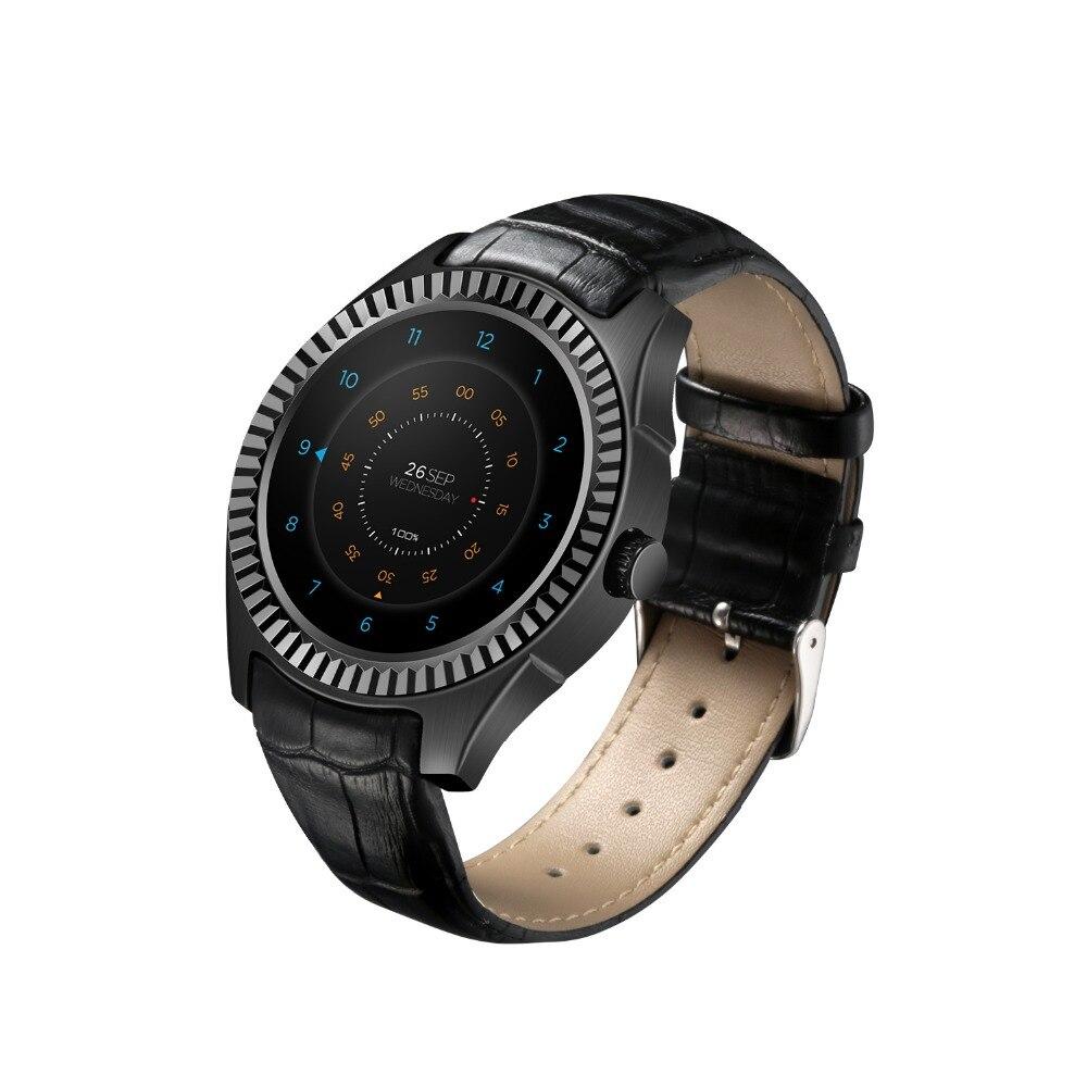2018 reloj inteligente D7 Android 4,4 RAM 1g ROM 8 GB 500 mAh batería soporte GPS WIFI Bluetooth 4,0 monitor de ritmo cardíaco dispositivos Wearable