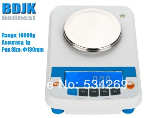 10000g Electronic Balance Measuring Scale Counting Balance and Weight Balance with 1g Scale 2000g electronic balance measuring scale with different units counting balance and weight balance