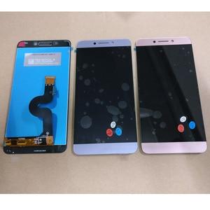 Image 1 - Оригинальное качество для Letv LeEco Le max2 x820 X823 X829 ЖК дисплей кодирующий преобразователь сенсорного экрана в сборе Le max 2 X821 X822 телефон серый