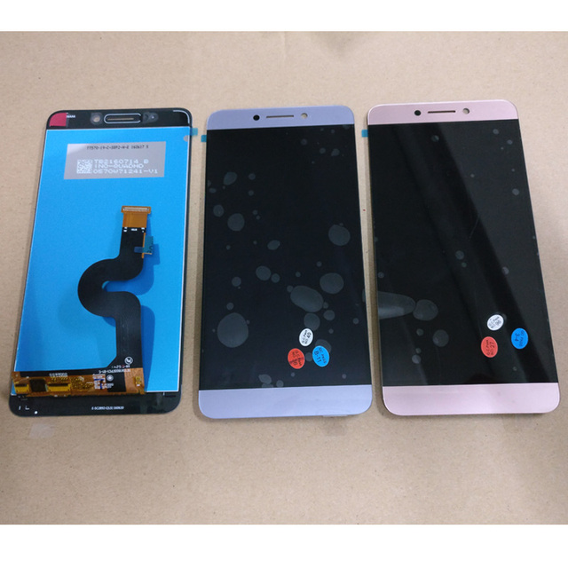 Original quality For Letv LeEco Le max2 x820 X823 X829 LCD Display Touch Screen Digitizer Assembly Le max 2 X821 X822 phone Gray