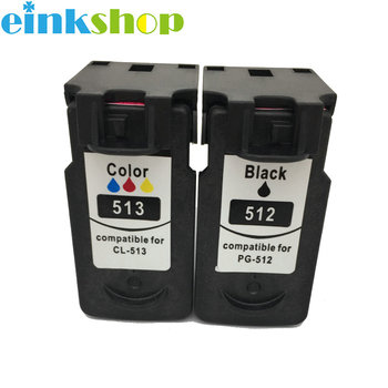 Einkshop For Canon PG-512 CL-513 Ink Cartridges PG 512 CL 513 For canon iP2700 iP2702 MP272 MP280 MP282 MP480 MP490 MP492 MP495 фото