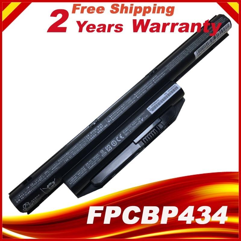 FPCBP434 FMVNBP339A batterie d'ordinateur portable pour FUJITSU LifeBook S904 A544 E744 FPCBP426 FPB0319S E754 FPCBP429 24Wh