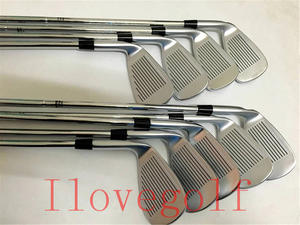 Golf-Irons-Set Shafts Clubs Dynamic Gold G700 Steel 4-9SUW DHL Hot-Sale