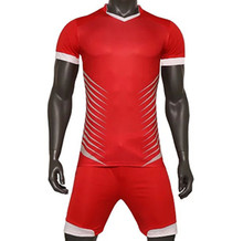 Football Sets 2017 Breathable Short sleeve Men's Soccer Jerseys shorts Perfect quality survetement football uniform YM-C100