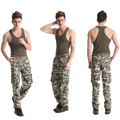 Group-buying!!!! 2017 Hot Selling brand 4 color fashion camo military cargo pants for men size 28-38 item 018