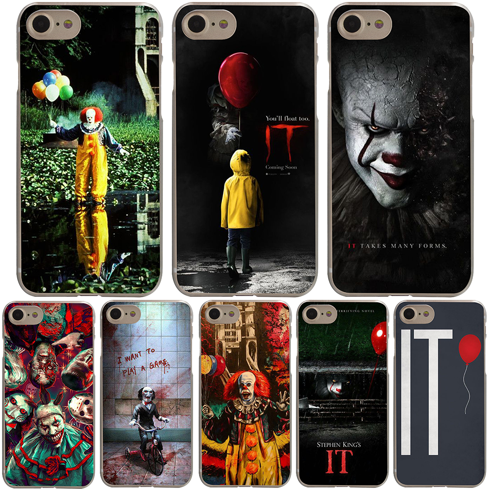coque iphone 6 pennywise