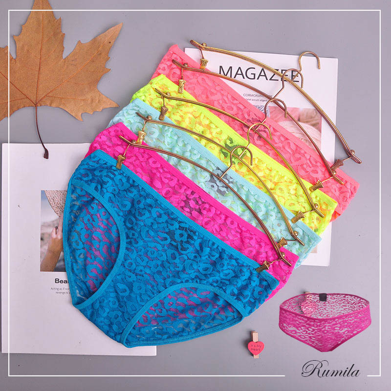 8color Gift full beautiful lace Women's Sexy lingerie Thongs G-string Underwear   Panties   Briefs Ladies T-back 1pcs/Lot ac58