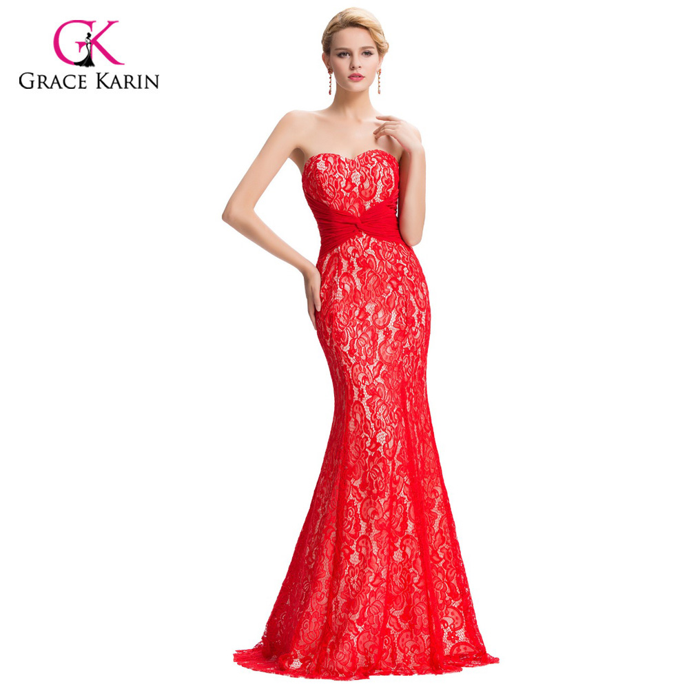 Compare Prices on Elegant Red Evening Gowns- Online Shopping/Buy ...