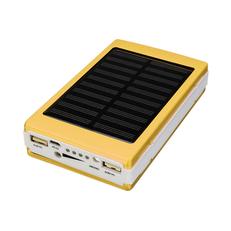 Image 4 - Portable 5x18650 Powerbank  Pover Power Bank 18650 Solar Power Bank Case DIY Box Dual USB Kit Phone Charger Flashlight-in Mobile Phone Chargers from Cellphones & Telecommunications